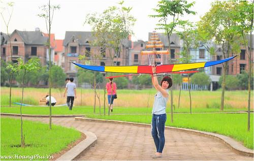 Người mẫu diều: Vương Diệu Linh