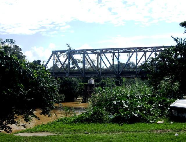 Selangau bridge 2