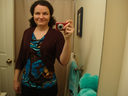 McCall's 6078:  with cardi shrug