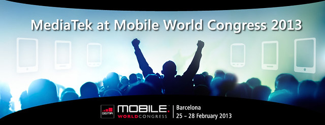 MediaTek at Mobile World Congress 2013