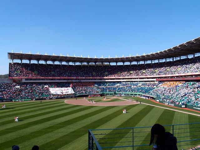2012韓國大賽三星VS SK @仁川文鶴球場