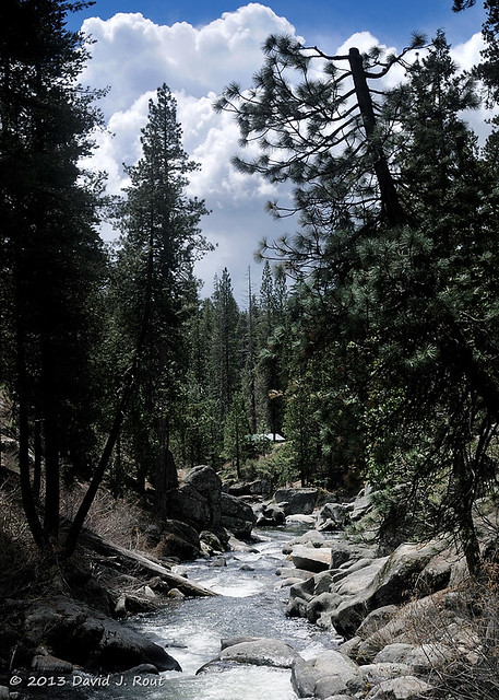 South Fork Stanislaus River
