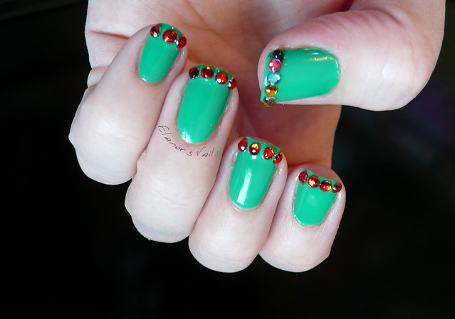 snooker nails 2013 1