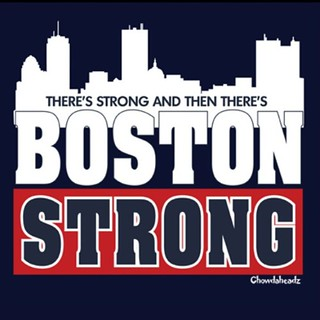 It's a new day... #BostonStrong