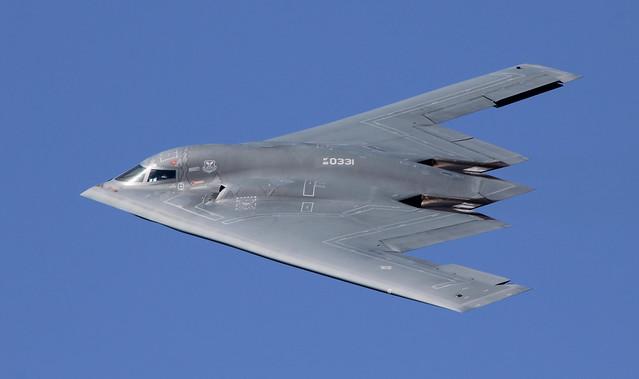 Northrop Grumman B-2 Spirit, Stealth Bomber, AV-10 - 88 ...