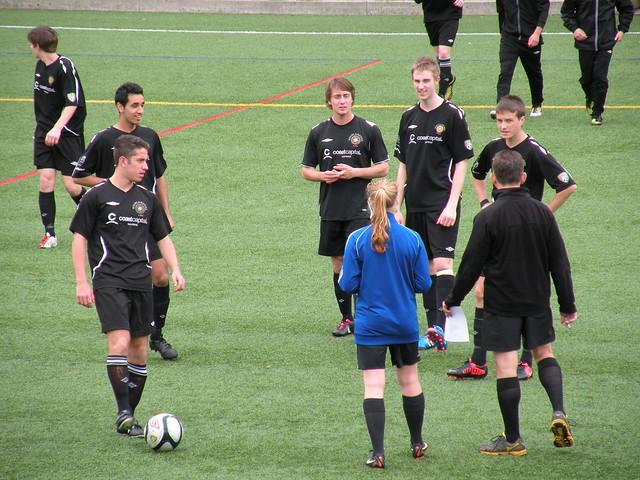 ... Gunners U21 vs. Victoria Highlanders FC … | Flickr - Photo Sharing