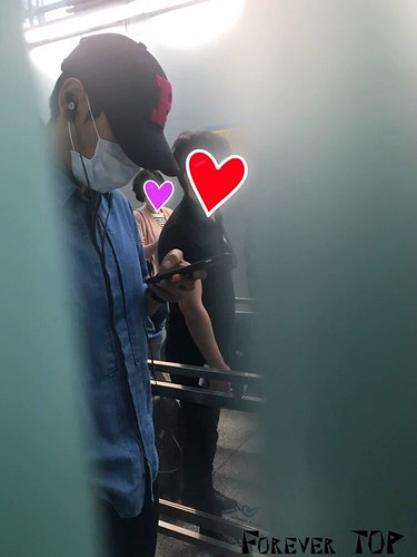 BIGBANG Departure Seoul Incheon to Foshan 2016-06-10 (7)