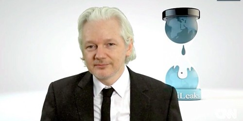 Wikileaks founder Julian Assange promises 'a lot more material' related to election will be leaked