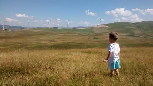 windradpark kind nikšić montenegro crnagora vetrenjača natur umwelt outdoor