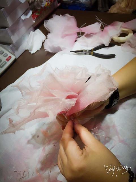 台中婚紗,新娘秘書,新娘造型