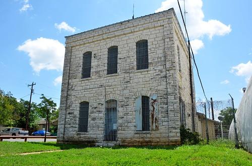 Texas, Johnson City , Blanco County Jail