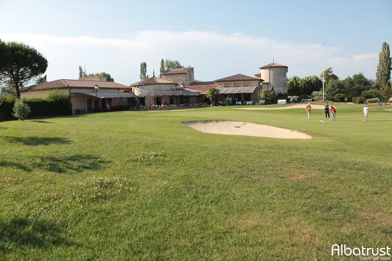 photo du golf Golf de la Valdaine - Parcours