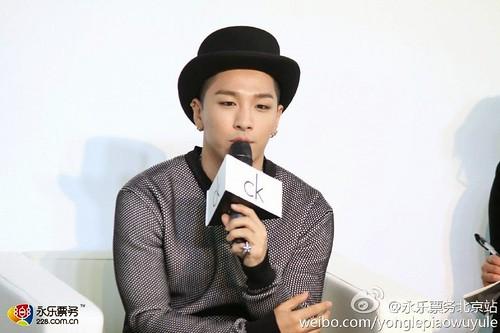 Taeyang_CKOne_Beijing-20140915(12)