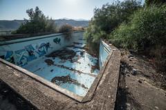 Looks Like The Pool Is Closed