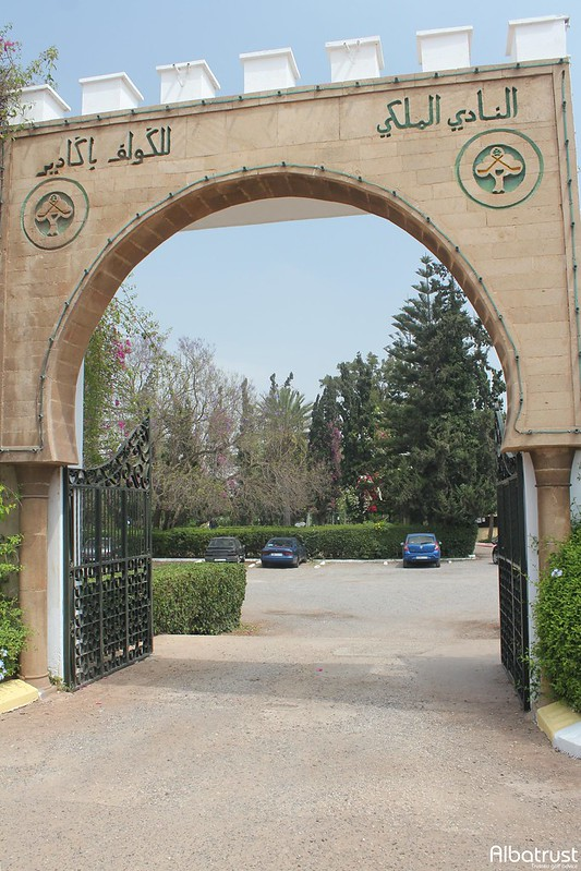 photo du golf Royal Golf Club Agadir - Practice - Putting green