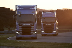 New Scania Press Release Photos