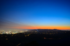 The view@Griffith Observatory