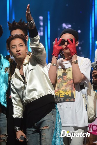 Big Bang - Mnet M!Countdown - 07may2015 - Dispatch - 03