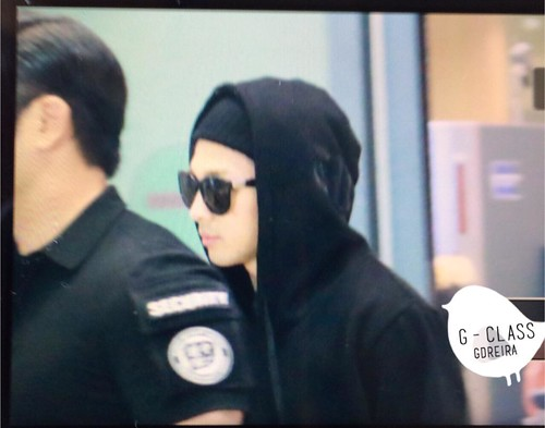 Big Bang - Incheon Airport - 01jun2016 - GDREIRA - 15