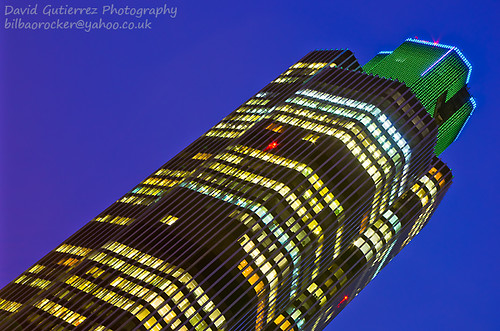 London Skyscraper Color by david gutierrez [ www.davidgutierrez.co.uk ]