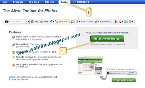 toolbar alexa how to download toolbar alexa