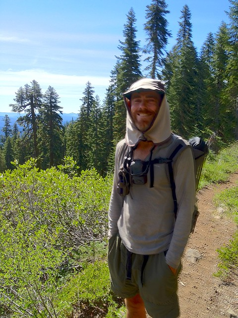Swami on the PCT