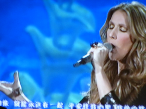 Chine-Celine Dion et Song Zhu Ying (15)