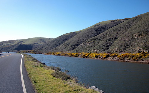 HWY 1 outside of Tomales