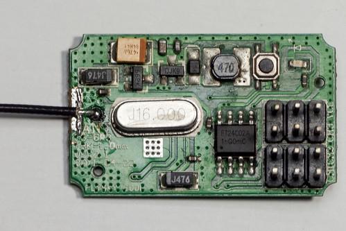 2.4 GHz receiver antenna repair 8464839256_ecf3e8d9d2