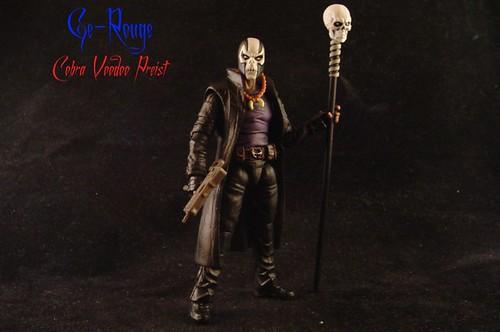 Original Character:Cobra Voodoo Priest Ge-Rouge by Mswi - HissTank com
