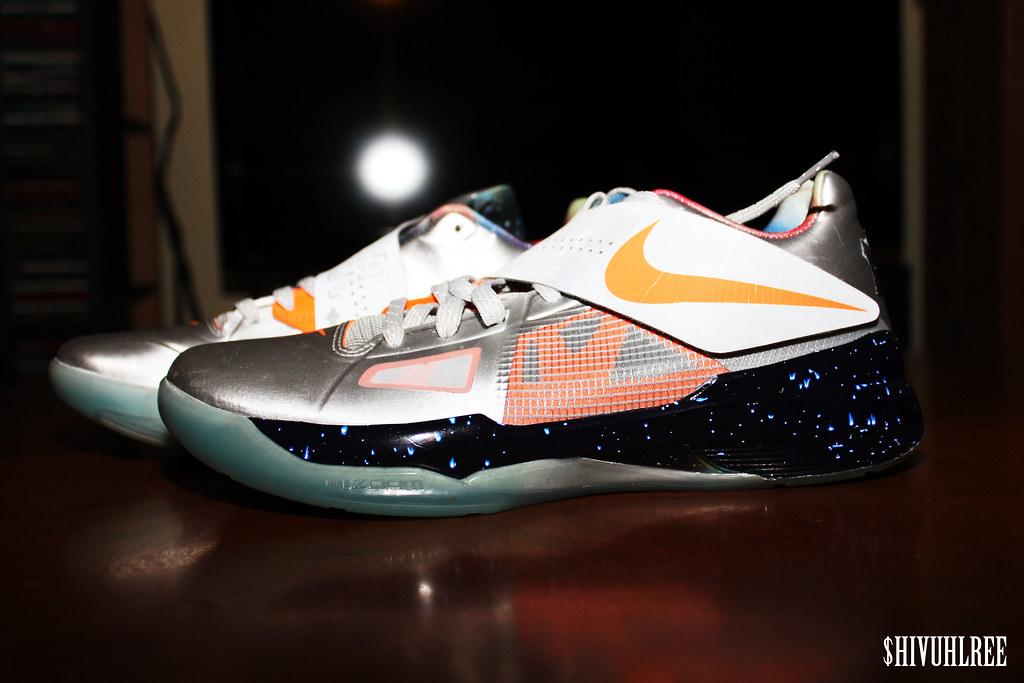 "Nike Zoom KD IV AS ""Galaxy"" | eerlhuvih$"