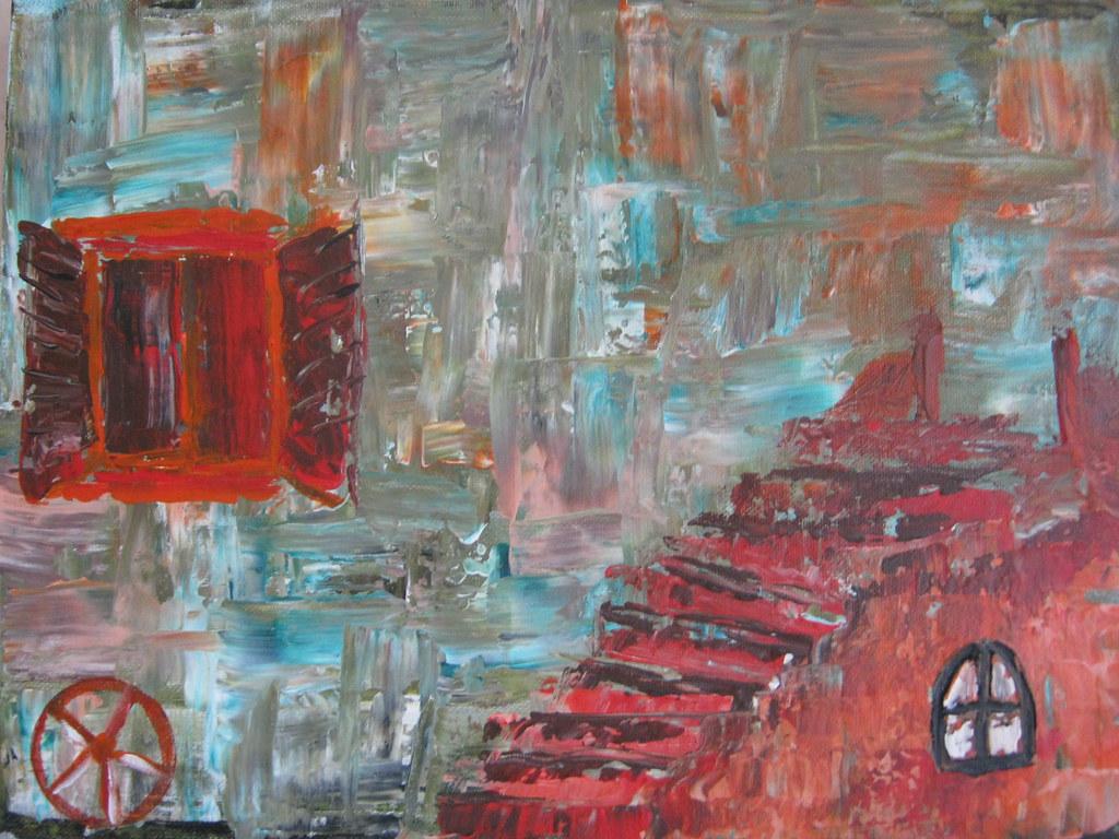 acryl painting 40x30