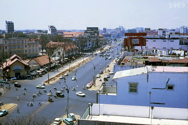 Le Loi Avenue 1969