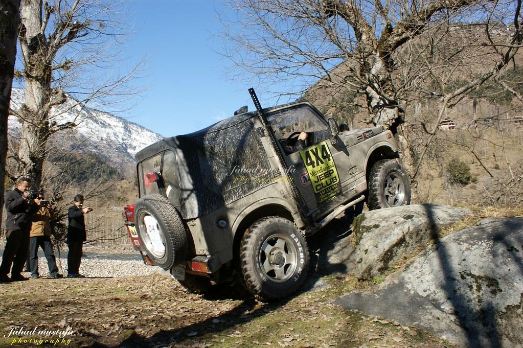 Muzaffarabad Jeep Club Neelum Snow Cross - 8469309864 2002f76e6b b