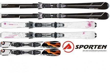 Sporten - novinky pro sezónu 2012/13