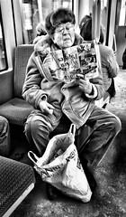 On Reading: open mouth, open legs, open bag [Explore 14/02/13]