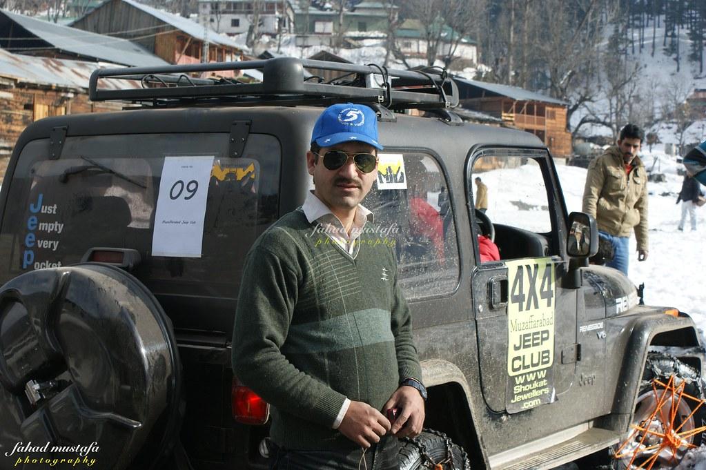 Muzaffarabad Jeep Club Neelum Snow Cross - 8471977142 2669ed5cb5 b