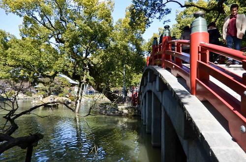 Tenman-gu Bridge