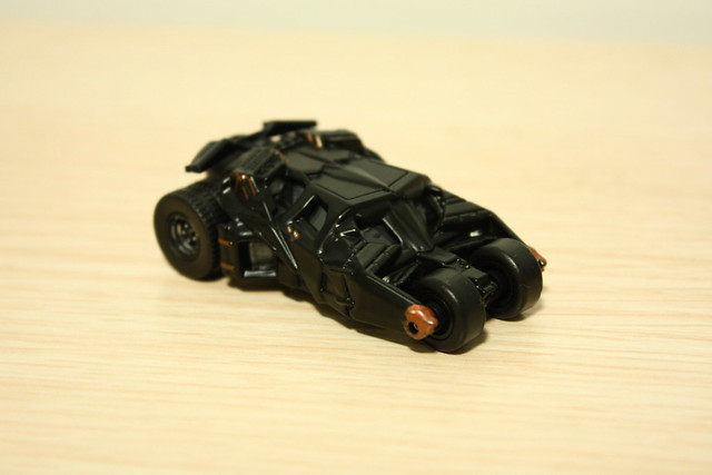 [TOMICA] #148 Batmobile 4th: the Tumbler