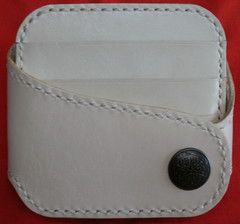 가죽공예-카드,명함케이스(Leather craft-Credit card,Business case)