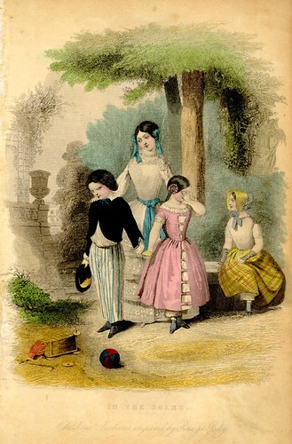 Children's Costumes, May 1849
