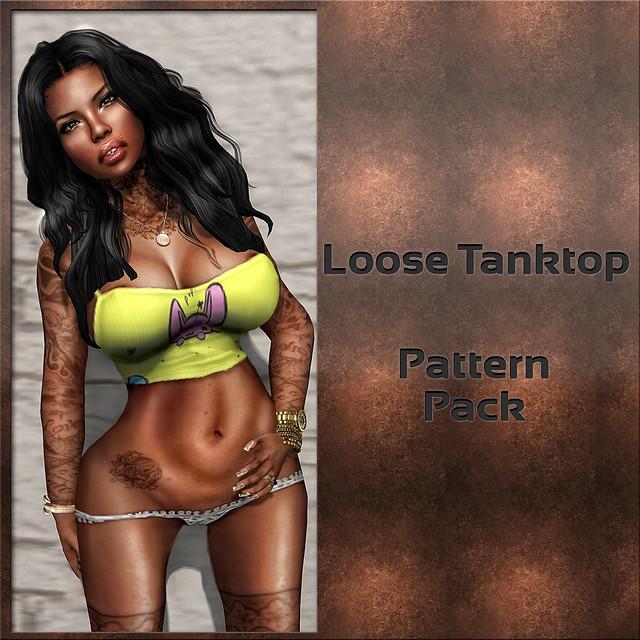 Loose Tanktop Tango Applier