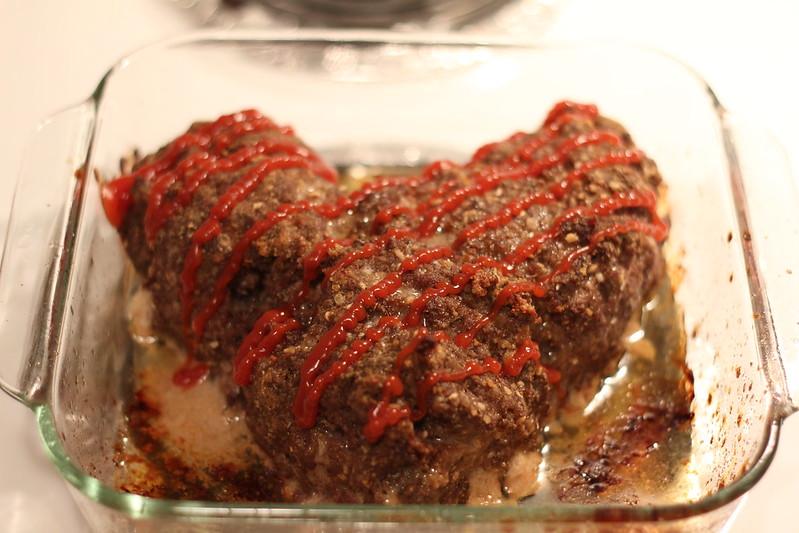 valentine's meatloaf