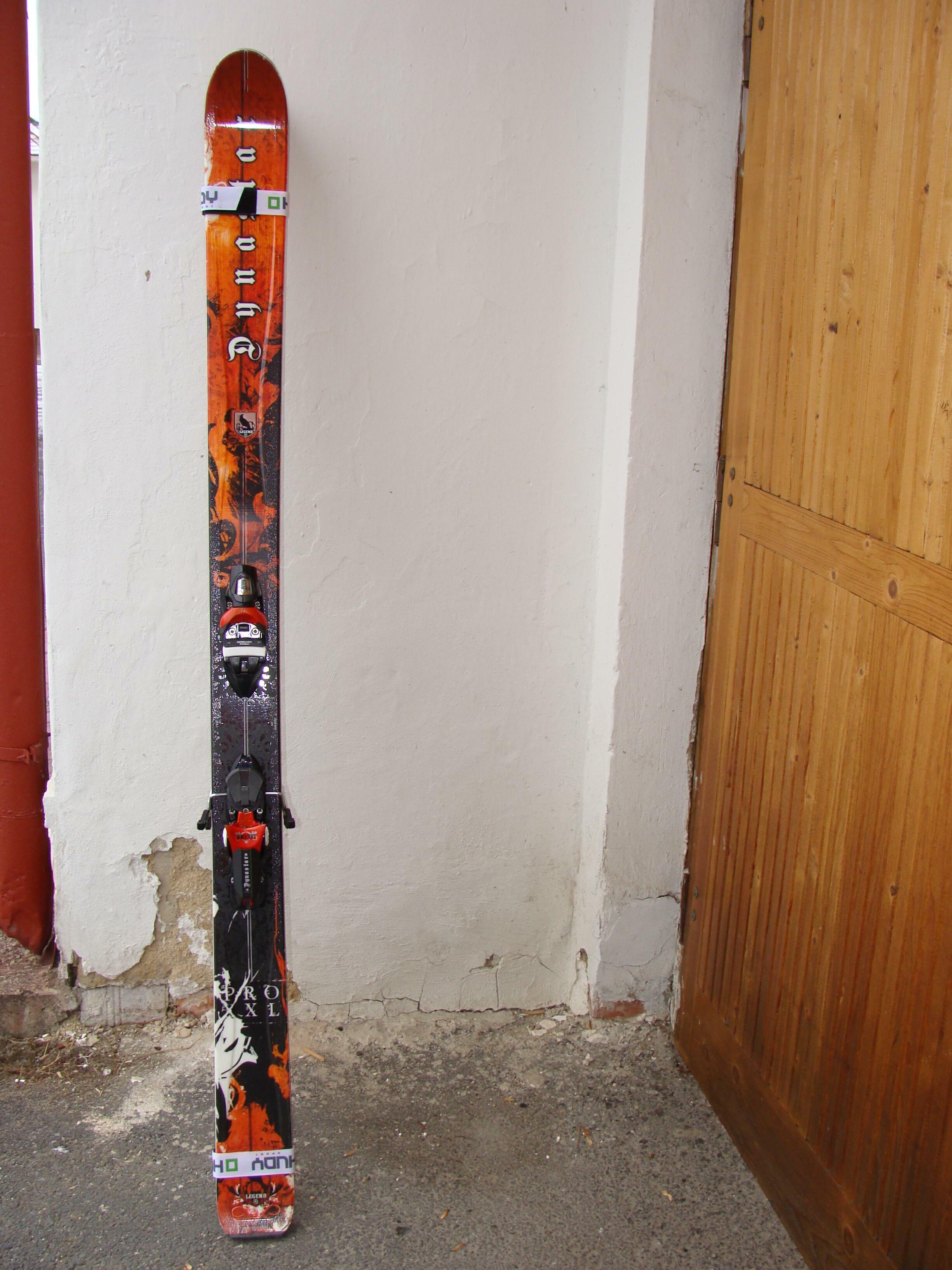 Predám freeride lyže Dynastrar XXL - Bazar - SNOW.CZ 95e46822b63