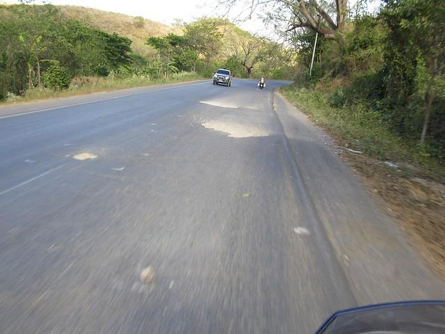 crossing Honduras 5