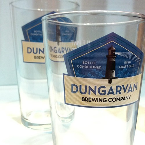Dungarvan Brewing Company at #catex #irish #beer #platewatch