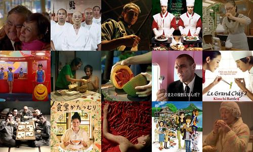 Asian Food Movie Quiz, part 2
