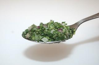14 - Zutat Italienische Kräuter / Ingredient italian herbs