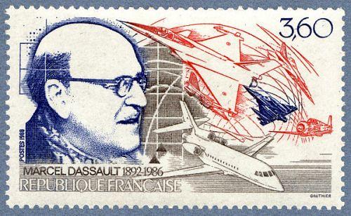 Marcel Dassault 1892-1986