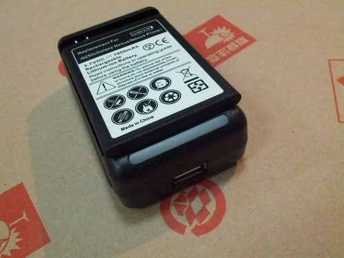 AC Battery Charger for Galaxy Nexus 2